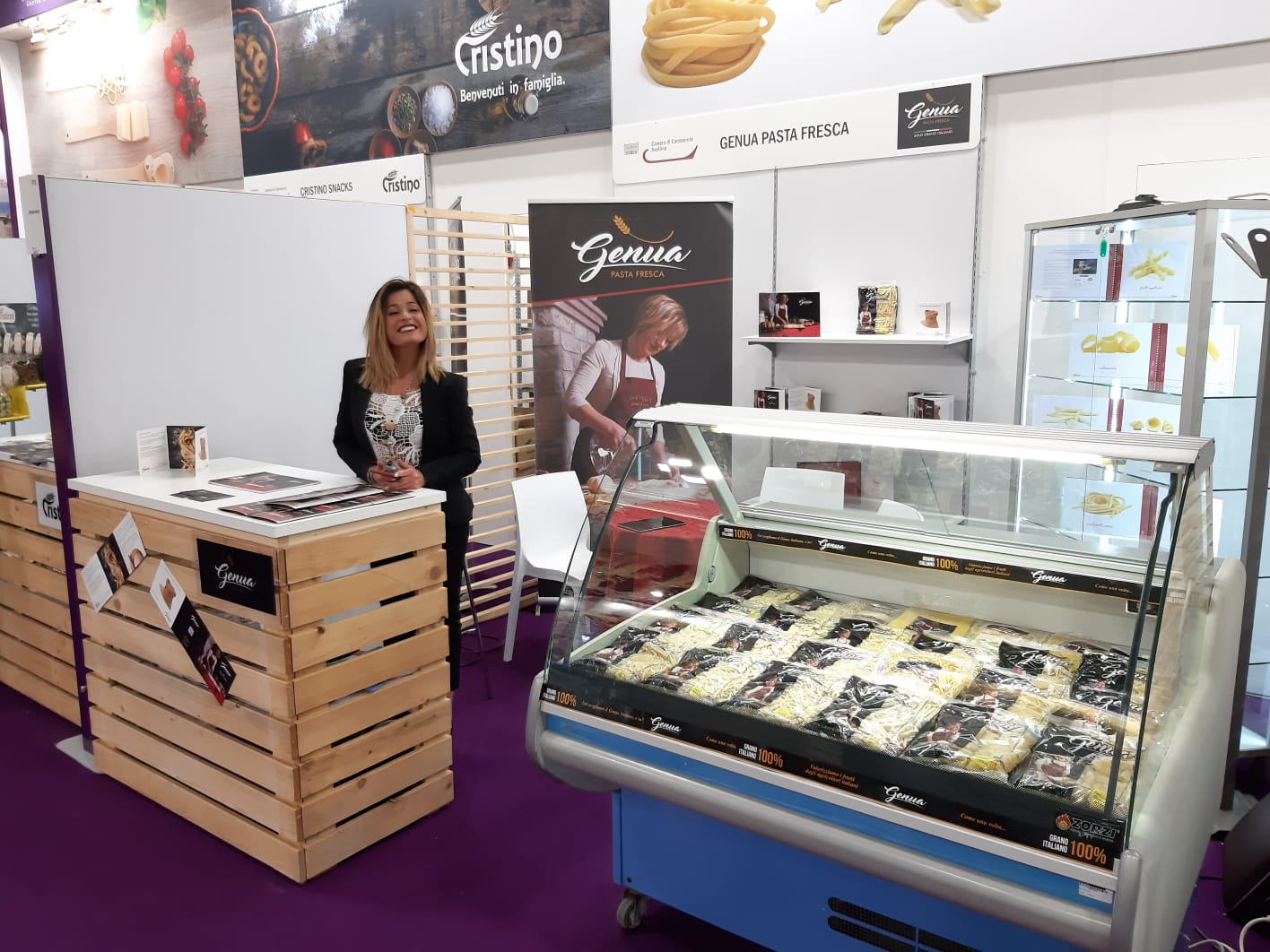 Stand al Tutto Food 2019